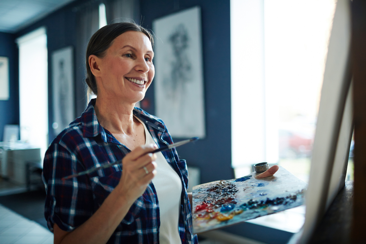 Sports-Related Hobbies Important for Middle Aged Women
