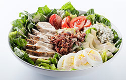 New Twist on the High Protein Cobb Salad is Ideal for Diabetics
